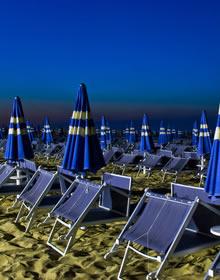 vigilanza spiagge Riviera Romagnola